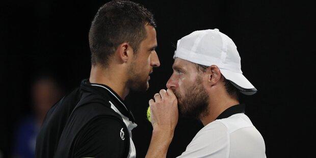 Marach holte Grand-Slam-Doppeltitel