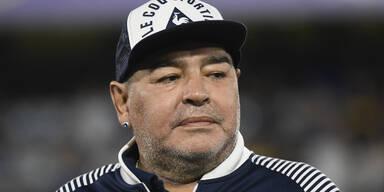 Schwere Vorwürfe gegen Maradonas Ärzte
