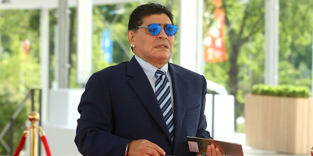 Diego Maradona hat einen neuen Verein