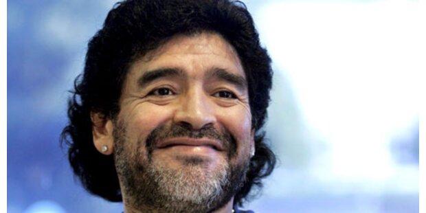 Maradona wegen Unfall vor Gericht