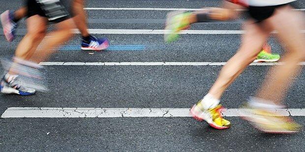 Gleich zwei Marathonläufer sterben auf Ziellinie
