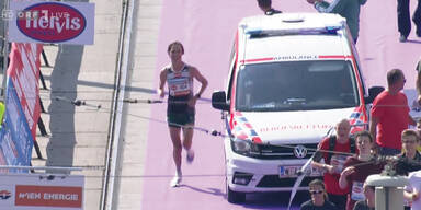 Todes-Drama überschattete Wien-Marathon
