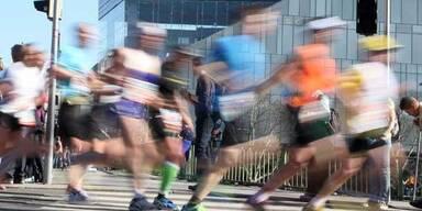 Das ist der Wien-Marathon in Bildern
