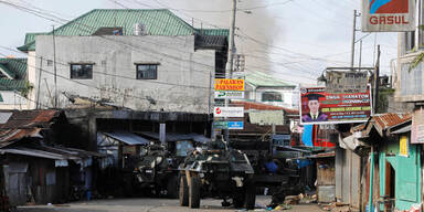 Marawi Islamisten Soldaten