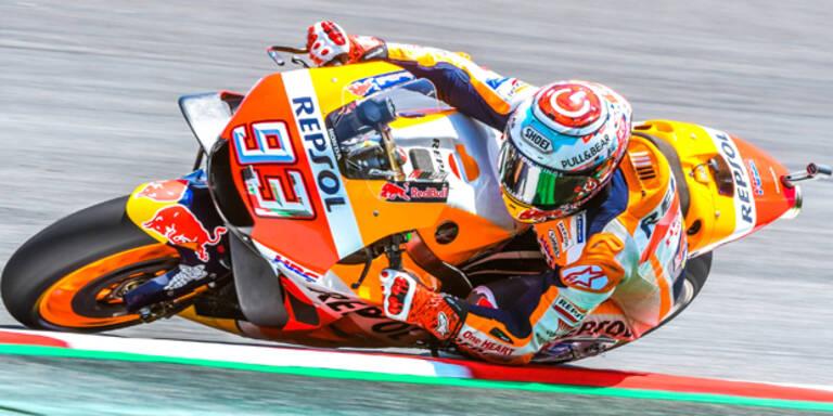 MotoGP-Weltmeister Marquez will Premiere
