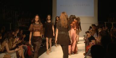 Die Fashionshow von Marcel Ostertag