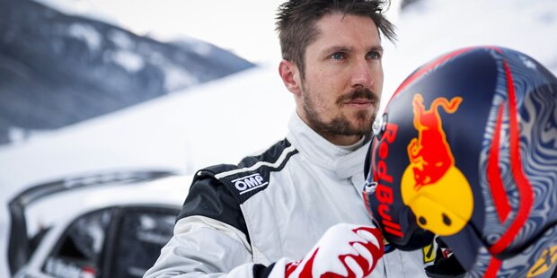 Hirscher am Wochenende als Rallye-Fahrer