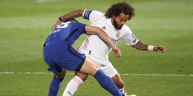 Real-Madrid-Star Marcelo