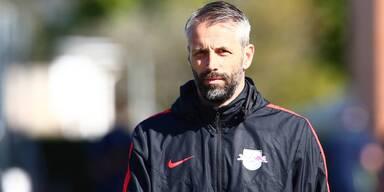 Marco Rose wird neuer Cheftrainer