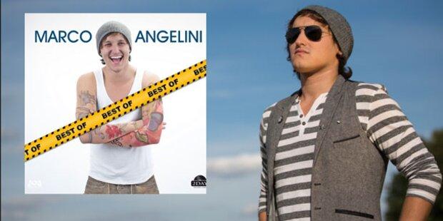Marco Angelini zeigt sich von besten Seite