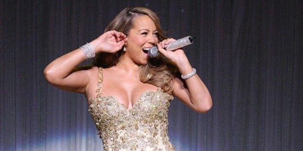 Mariah Carey kassiert 17 Millionen Dollar