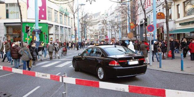 Mariahilfer Straße wird nicht zugesperrt