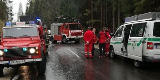 Steirer (21) kracht in anderes Auto - tot