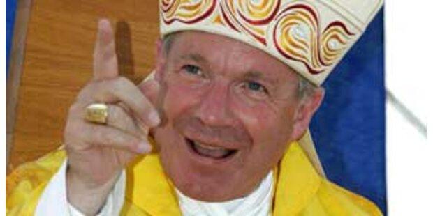 Feuertaufe für Papst-Visite
