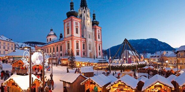 So feiert Österreich Weihnachten