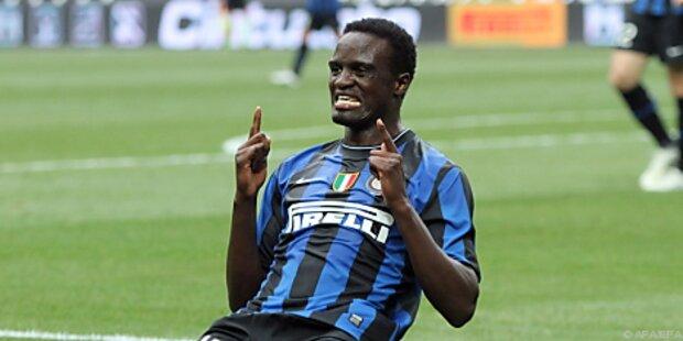 Inter Mailand setzte Roma mit 3:1-Sieg unter Druck