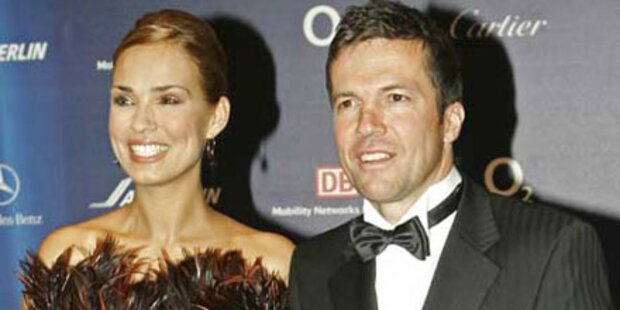 Lothar Matthäus: Trost bei der Ex-Frau