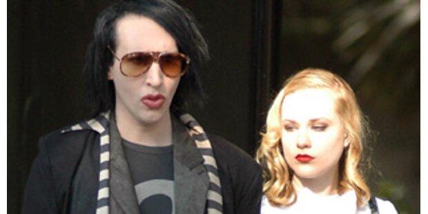 Evan Rachel Wood verließ Marilyn Manson
