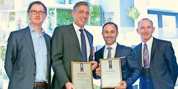 European Property Award für Marina Tower