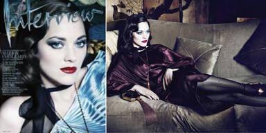 Marion Cotillard: Comeback als Cover-Girl
