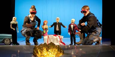 Salzburger Marionettentheater - Ring der nibelungen