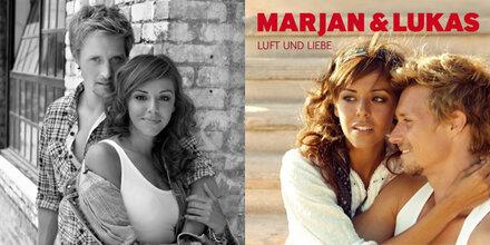 Marjan und Lukas feiern CD in Wien