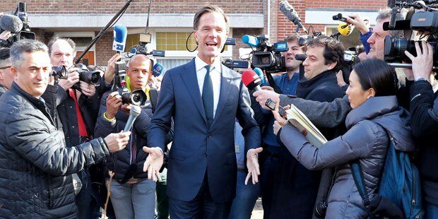 Niederlande: Das ist das amtliche Wahlergebnis