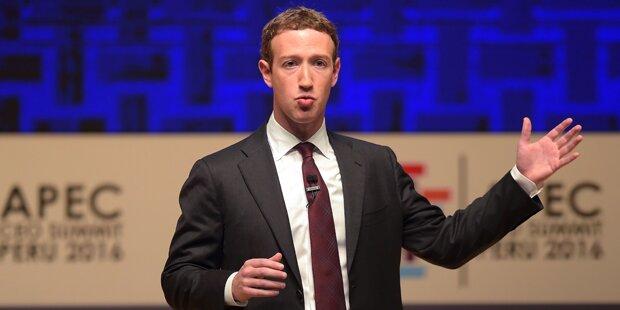 Facebook-Chef stolz auf österreichische Wurzeln