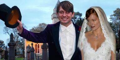 Mark Owen hat geheiratet