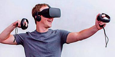 Zuckerberg zeigt die Facebook-Zukunft