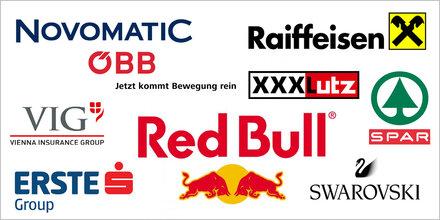 Die wertvollsten Marken Österreichs