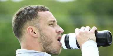 ÖFB-Team gegen England ohne Arnautovic