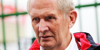 Motorsport-Chef Marko schlägt Alarm