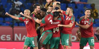Marokko und Tunesien holten letzte afrikanische WM-Tickets