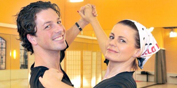 Marold startet endlich mit Tanztraining