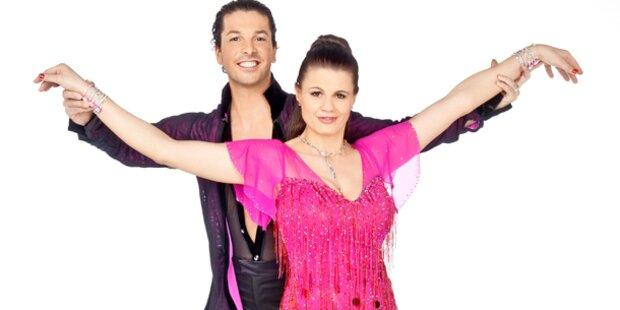 Marold eröffnet Dancing Stars 2012