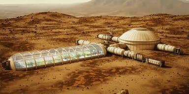Die Promis am Mars?!