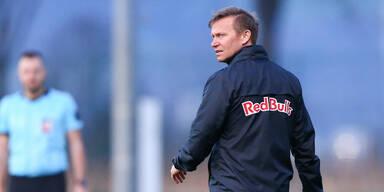 Salzburg-Coach Jesse Marsch
