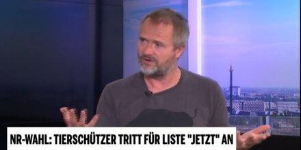 """NR-Wahl: Tierschützer tritt für Liste """"Jetzt"""" an"""