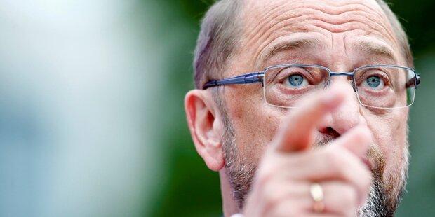 Schulz nennt SPD-Bedingungen für Koalition