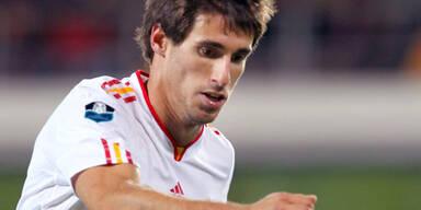 Javier Martinez bei Bayern im Anflug