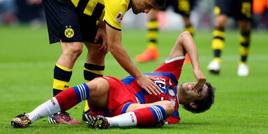 Bayern-Star Martinez erlitt Kreuzbanriss