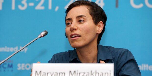 Mathematikgenie Mirzakhani (40) ist tot
