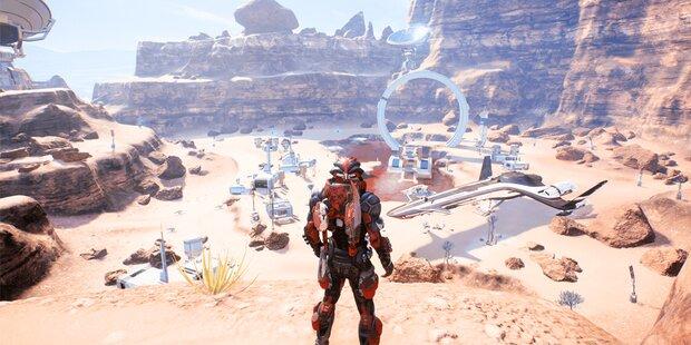 Mass Effect: Die neuen Siedler von Andromeda