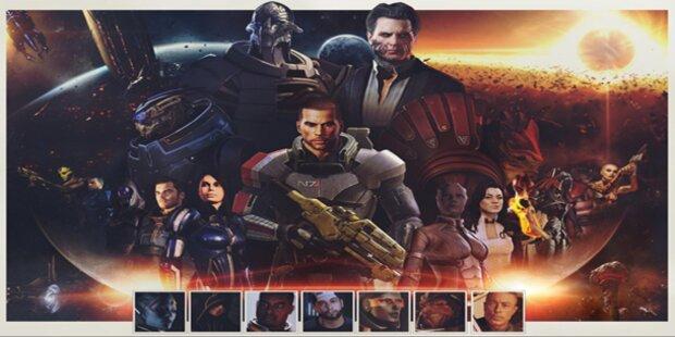 Mass Effect Trilogy veröffentlicht