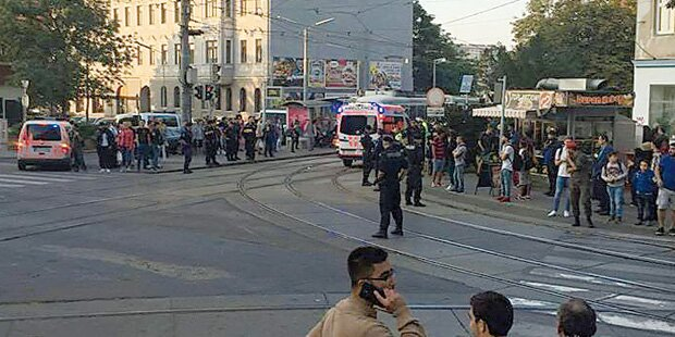Massen-Schlägerei: Alle Täter geflohen
