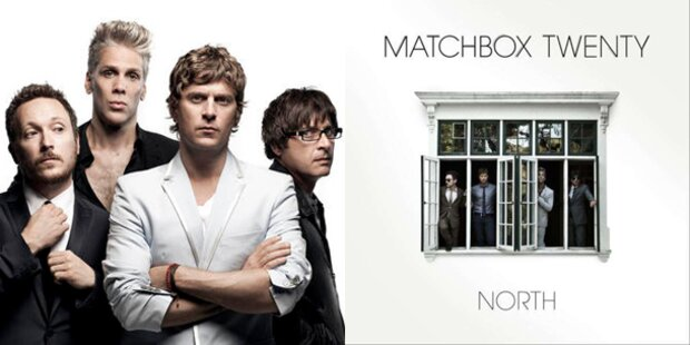 Matchbox Twenty  mit Album zurück