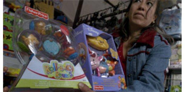 China verbietet Export von giftigem Spielzeug