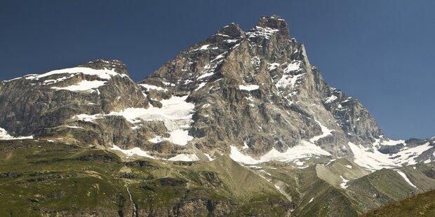 Österreicher (28) am Matterhorn verunglückt