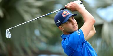 Golf-Profi Matthias Schwab auf Gran Canaria